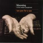 Moondog Sax Pax For A Sax
