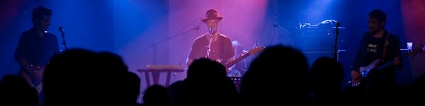 Hommage à Lou Reed & The Velvet Underground à  l'Aéronef