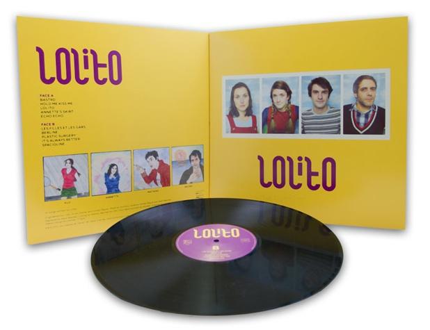 Lolito Premier album