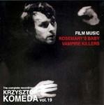 krzysztof komeda - the fearless vampires killers ost